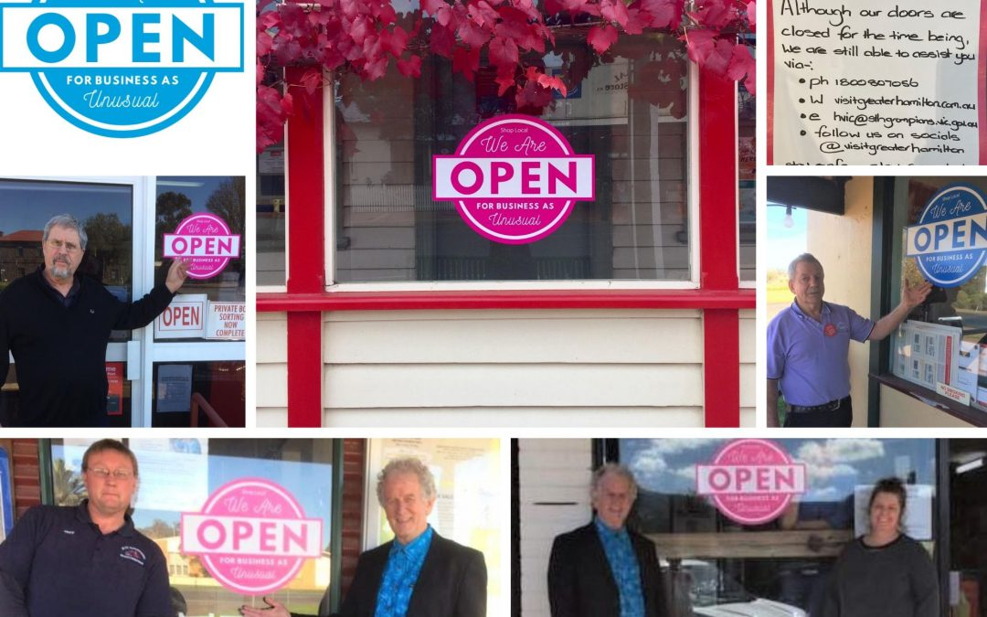 The Greater Hamilton Region is Open for Business as Unusual